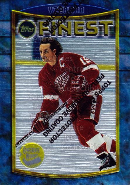 1994-95 Finest Super Team Conference Winners #84 Steve Yzerman<br/>2 In Stock - $5.00 each - <a href=https://centericecollectibles.foxycart.com/cart?name=1994-95%20Finest%20Super%20Team%20Conference%20Winners%20%2384%20Steve%20Yzerman...&price=$5.00&code=481735 class=foxycart> Buy it now! </a>