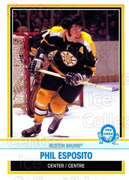 2009-10 O-pee-chee Retro #584 Phil Esposito<br/>1 In Stock - $3.00 each - <a href=https://centericecollectibles.foxycart.com/cart?name=2009-10%20O-pee-chee%20Retro%20%23584%20Phil%20Esposito...&quantity_max=1&price=$3.00&code=482234 class=foxycart> Buy it now! </a>