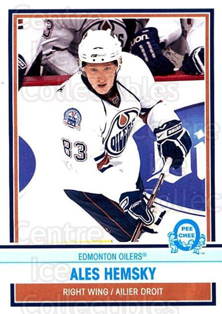 2009-10 O-pee-chee Retro #84 Ales Hemsky<br/>1 In Stock - $2.00 each - <a href=https://centericecollectibles.foxycart.com/cart?name=2009-10%20O-pee-chee%20Retro%20%2384%20Ales%20Hemsky...&quantity_max=1&price=$2.00&code=482372 class=foxycart> Buy it now! </a>