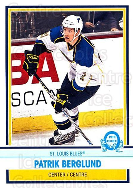 2009-10 O-pee-chee Retro #204 Patrik Berglund<br/>2 In Stock - $2.00 each - <a href=https://centericecollectibles.foxycart.com/cart?name=2009-10%20O-pee-chee%20Retro%20%23204%20Patrik%20Berglund...&quantity_max=2&price=$2.00&code=482654 class=foxycart> Buy it now! </a>