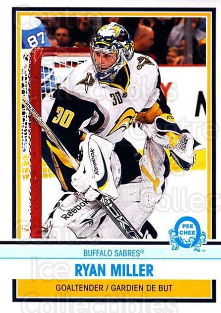 2009-10 O-pee-chee Retro #287 Ryan Miller<br/>2 In Stock - $2.00 each - <a href=https://centericecollectibles.foxycart.com/cart?name=2009-10%20O-pee-chee%20Retro%20%23287%20Ryan%20Miller...&quantity_max=2&price=$2.00&code=482737 class=foxycart> Buy it now! </a>