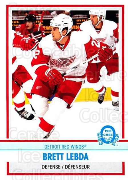 2009-10 O-pee-chee Retro #312 Brett Lebda<br/>3 In Stock - $2.00 each - <a href=https://centericecollectibles.foxycart.com/cart?name=2009-10%20O-pee-chee%20Retro%20%23312%20Brett%20Lebda...&quantity_max=3&price=$2.00&code=482762 class=foxycart> Buy it now! </a>