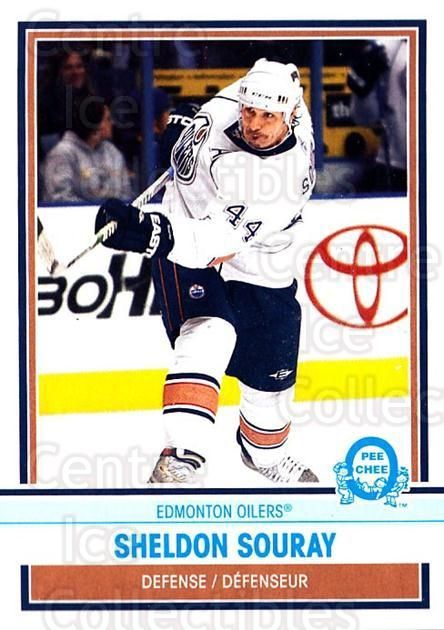 2009-10 O-pee-chee Retro #371 Sheldon Souray<br/>1 In Stock - $2.00 each - <a href=https://centericecollectibles.foxycart.com/cart?name=2009-10%20O-pee-chee%20Retro%20%23371%20Sheldon%20Souray...&quantity_max=1&price=$2.00&code=482821 class=foxycart> Buy it now! </a>