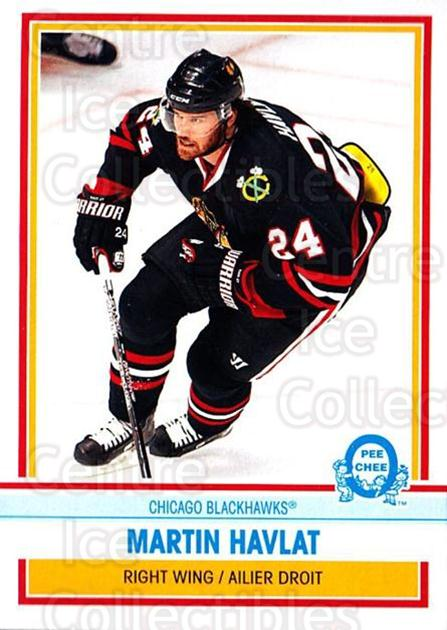 2009-10 O-pee-chee Retro #407 Martin Havlat<br/>3 In Stock - $2.00 each - <a href=https://centericecollectibles.foxycart.com/cart?name=2009-10%20O-pee-chee%20Retro%20%23407%20Martin%20Havlat...&quantity_max=3&price=$2.00&code=482857 class=foxycart> Buy it now! </a>