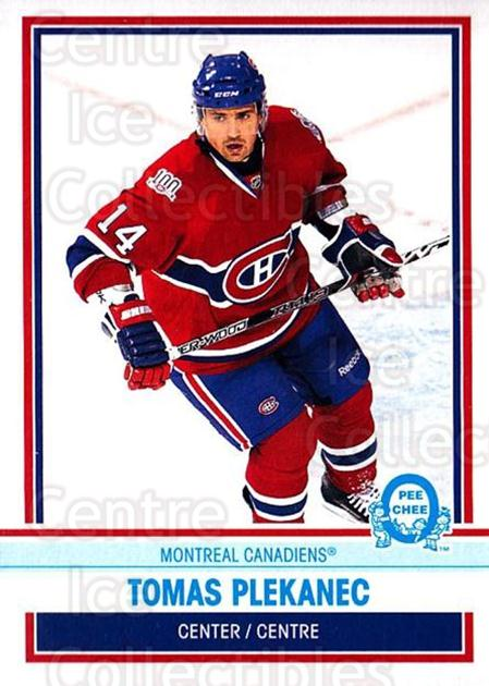 2009-10 O-pee-chee Retro #452 Tomas Plekanec<br/>3 In Stock - $2.00 each - <a href=https://centericecollectibles.foxycart.com/cart?name=2009-10%20O-pee-chee%20Retro%20%23452%20Tomas%20Plekanec...&quantity_max=3&price=$2.00&code=482902 class=foxycart> Buy it now! </a>