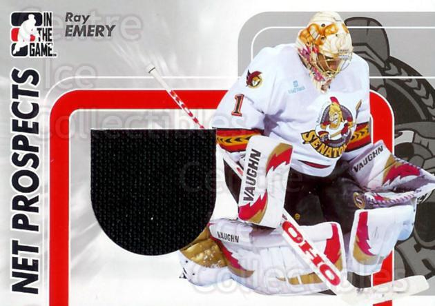 2005-06 ITG Heroes and Prospects Net Prospects Silver #7 Ray Emery<br/>2 In Stock - $5.00 each - <a href=https://centericecollectibles.foxycart.com/cart?name=2005-06%20ITG%20Heroes%20and%20Prospects%20Net%20Prospects%20Silver%20%237%20Ray%20Emery...&quantity_max=2&price=$5.00&code=484292 class=foxycart> Buy it now! </a>
