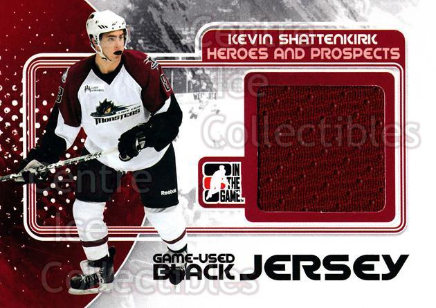 2010-11 ITG Heroes and Prospects Jersey Black #25 Kevin Shattenkirk<br/>1 In Stock - $5.00 each - <a href=https://centericecollectibles.foxycart.com/cart?name=2010-11%20ITG%20Heroes%20and%20Prospects%20Jersey%20Black%20%2325%20Kevin%20Shattenki...&quantity_max=1&price=$5.00&code=485865 class=foxycart> Buy it now! </a>