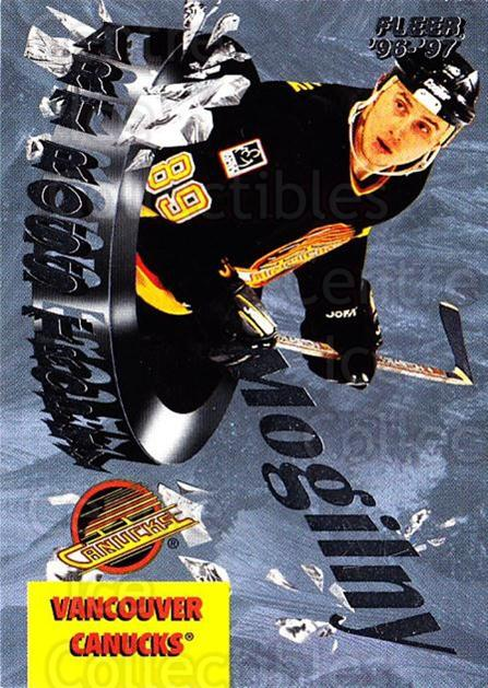 1996-97 Fleer Art Ross #16 Alexander Mogilny<br/>1 In Stock - $2.00 each - <a href=https://centericecollectibles.foxycart.com/cart?name=1996-97%20Fleer%20Art%20Ross%20%2316%20Alexander%20Mogil...&quantity_max=1&price=$2.00&code=48660 class=foxycart> Buy it now! </a>