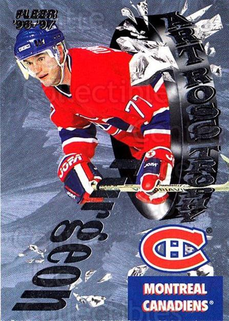 1996-97 Fleer Art Ross #23 Pierre Turgeon<br/>1 In Stock - $2.00 each - <a href=https://centericecollectibles.foxycart.com/cart?name=1996-97%20Fleer%20Art%20Ross%20%2323%20Pierre%20Turgeon...&quantity_max=1&price=$2.00&code=48665 class=foxycart> Buy it now! </a>