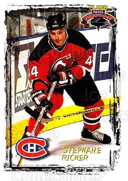 1996-97 Fleer Picks #128 Stephane Richer<br/>4 In Stock - $1.00 each - <a href=https://centericecollectibles.foxycart.com/cart?name=1996-97%20Fleer%20Picks%20%23128%20Stephane%20Richer...&quantity_max=4&price=$1.00&code=48736 class=foxycart> Buy it now! </a>