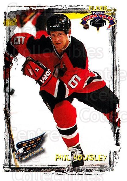 1996-97 Fleer Picks #22 Phil Housley<br/>4 In Stock - $1.00 each - <a href=https://centericecollectibles.foxycart.com/cart?name=1996-97%20Fleer%20Picks%20%2322%20Phil%20Housley...&quantity_max=4&price=$1.00&code=48770 class=foxycart> Buy it now! </a>