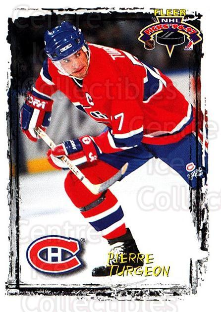 1996-97 Fleer Picks #32 Pierre Turgeon<br/>4 In Stock - $1.00 each - <a href=https://centericecollectibles.foxycart.com/cart?name=1996-97%20Fleer%20Picks%20%2332%20Pierre%20Turgeon...&quantity_max=4&price=$1.00&code=48775 class=foxycart> Buy it now! </a>