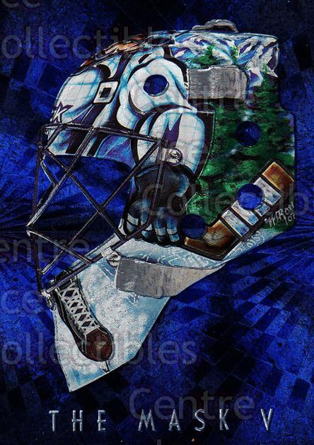 2007-08 Between The Pipes The Mask #5 Roberto Luongo<br/>1 In Stock - $5.00 each - <a href=https://centericecollectibles.foxycart.com/cart?name=2007-08%20Between%20The%20Pipes%20The%20Mask%20%235%20Roberto%20Luongo...&quantity_max=1&price=$5.00&code=489130 class=foxycart> Buy it now! </a>