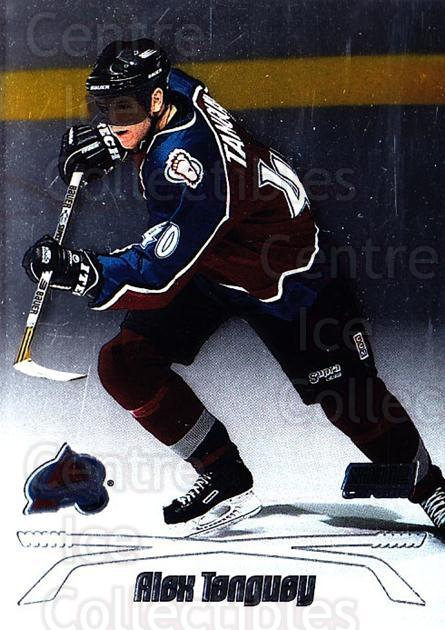 1999-00 Stadium Club Chrome #46 Alex Tanguay<br/>3 In Stock - $2.00 each - <a href=https://centericecollectibles.foxycart.com/cart?name=1999-00%20Stadium%20Club%20Chrome%20%2346%20Alex%20Tanguay...&quantity_max=3&price=$2.00&code=490447 class=foxycart> Buy it now! </a>