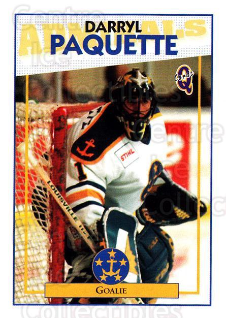 1996-97 Hampton Roads Admirals #1 Darryl Paquette<br/>1 In Stock - $3.00 each - <a href=https://centericecollectibles.foxycart.com/cart?name=1996-97%20Hampton%20Roads%20Admirals%20%231%20Darryl%20Paquette...&quantity_max=1&price=$3.00&code=49111 class=foxycart> Buy it now! </a>