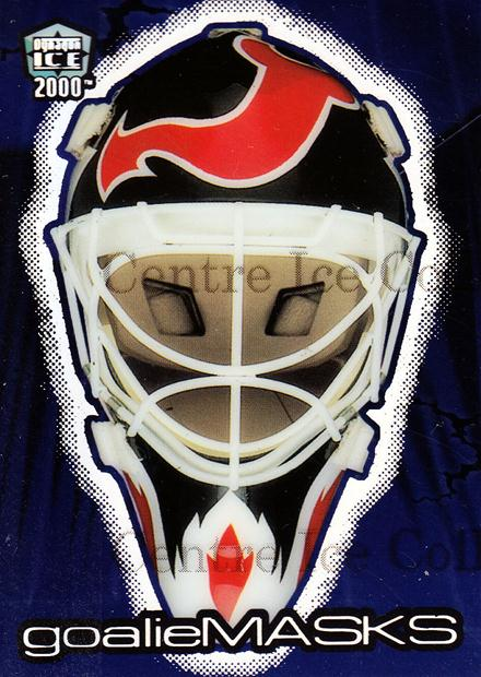1999-00 Dynagon Ice Masks #2 Martin Brodeur<br/>6 In Stock - $5.00 each - <a href=https://centericecollectibles.foxycart.com/cart?name=1999-00%20Dynagon%20Ice%20Masks%20%232%20Martin%20Brodeur...&quantity_max=6&price=$5.00&code=491224 class=foxycart> Buy it now! </a>