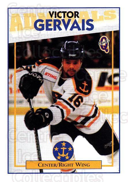 1996-97 Hampton Roads Admirals #9 Victor Gervais<br/>3 In Stock - $3.00 each - <a href=https://centericecollectibles.foxycart.com/cart?name=1996-97%20Hampton%20Roads%20Admirals%20%239%20Victor%20Gervais...&quantity_max=3&price=$3.00&code=49128 class=foxycart> Buy it now! </a>