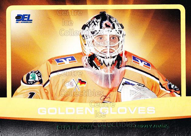 2008-09 German DEL Golden Gloves #16 Oliver Jonas<br/>3 In Stock - $3.00 each - <a href=https://centericecollectibles.foxycart.com/cart?name=2008-09%20German%20DEL%20Golden%20Gloves%20%2316%20Oliver%20Jonas...&quantity_max=3&price=$3.00&code=492102 class=foxycart> Buy it now! </a>