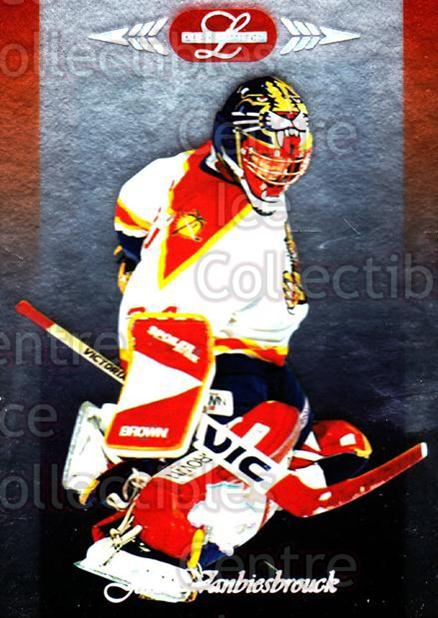 1996-97 Leaf Limited #30 John Vanbiesbrouck<br/>10 In Stock - $1.00 each - <a href=https://centericecollectibles.foxycart.com/cart?name=1996-97%20Leaf%20Limited%20%2330%20John%20Vanbiesbro...&quantity_max=10&price=$1.00&code=49314 class=foxycart> Buy it now! </a>