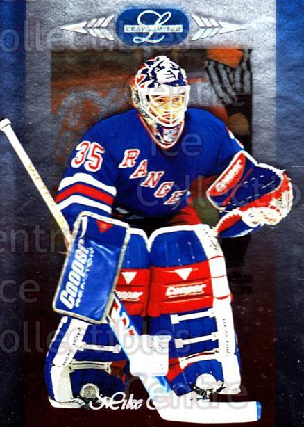 1996-97 Leaf Limited #41 Mike Richter<br/>10 In Stock - $1.00 each - <a href=https://centericecollectibles.foxycart.com/cart?name=1996-97%20Leaf%20Limited%20%2341%20Mike%20Richter...&quantity_max=10&price=$1.00&code=49324 class=foxycart> Buy it now! </a>