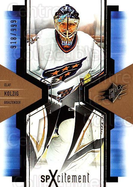 2006-07 SPx SPxcitement #100 Olaf Kolzig<br/>1 In Stock - $3.00 each - <a href=https://centericecollectibles.foxycart.com/cart?name=2006-07%20SPx%20SPxcitement%20%23100%20Olaf%20Kolzig...&quantity_max=1&price=$3.00&code=494772 class=foxycart> Buy it now! </a>
