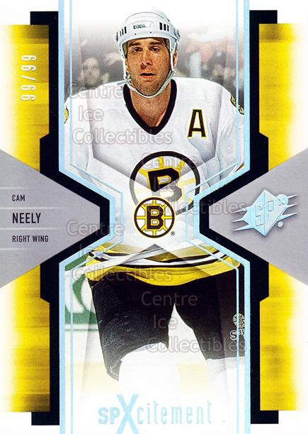 2006-07 SPx SPxcitement Spectrum #7 Cam Neely<br/>1 In Stock - $5.00 each - <a href=https://centericecollectibles.foxycart.com/cart?name=2006-07%20SPx%20SPxcitement%20Spectrum%20%237%20Cam%20Neely...&quantity_max=1&price=$5.00&code=494783 class=foxycart> Buy it now! </a>