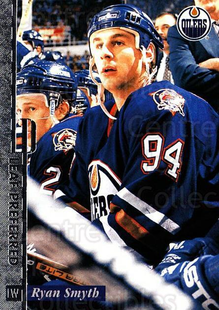 1996-97 Leaf Preferred #72 Ryan Smyth<br/>3 In Stock - $1.00 each - <a href=https://centericecollectibles.foxycart.com/cart?name=1996-97%20Leaf%20Preferred%20%2372%20Ryan%20Smyth...&quantity_max=3&price=$1.00&code=49574 class=foxycart> Buy it now! </a>