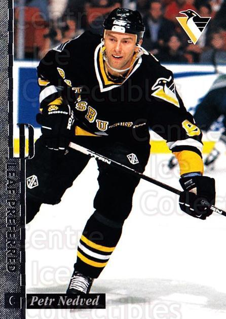 1996-97 Leaf Preferred #82 Petr Nedved<br/>4 In Stock - $1.00 each - <a href=https://centericecollectibles.foxycart.com/cart?name=1996-97%20Leaf%20Preferred%20%2382%20Petr%20Nedved...&quantity_max=4&price=$1.00&code=49584 class=foxycart> Buy it now! </a>