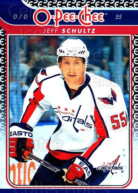 2009-10 O-pee-chee Rainbow #615 Jeff Schultz<br/>1 In Stock - $2.00 each - <a href=https://centericecollectibles.foxycart.com/cart?name=2009-10%20O-pee-chee%20Rainbow%20%23615%20Jeff%20Schultz...&quantity_max=1&price=$2.00&code=499138 class=foxycart> Buy it now! </a>