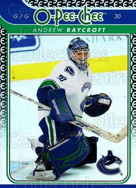 2009-10 O-pee-chee Rainbow #620 Andrew Raycroft<br/>1 In Stock - $2.00 each - <a href=https://centericecollectibles.foxycart.com/cart?name=2009-10%20O-pee-chee%20Rainbow%20%23620%20Andrew%20Raycroft...&quantity_max=1&price=$2.00&code=499143 class=foxycart> Buy it now! </a>
