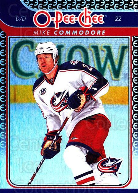 2009-10 O-pee-chee Rainbow #6 Mike Commodore<br/>2 In Stock - $2.00 each - <a href=https://centericecollectibles.foxycart.com/cart?name=2009-10%20O-pee-chee%20Rainbow%20%236%20Mike%20Commodore...&quantity_max=2&price=$2.00&code=499167 class=foxycart> Buy it now! </a>