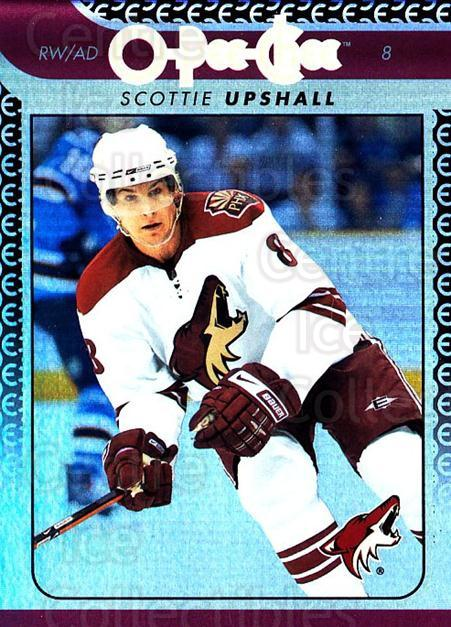 2009-10 O-pee-chee Rainbow #13 Scottie Upshall<br/>1 In Stock - $2.00 each - <a href=https://centericecollectibles.foxycart.com/cart?name=2009-10%20O-pee-chee%20Rainbow%20%2313%20Scottie%20Upshall...&quantity_max=1&price=$2.00&code=499174 class=foxycart> Buy it now! </a>