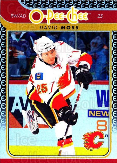 2009-10 O-pee-chee Rainbow #22 David Moss<br/>2 In Stock - $2.00 each - <a href=https://centericecollectibles.foxycart.com/cart?name=2009-10%20O-pee-chee%20Rainbow%20%2322%20David%20Moss...&quantity_max=2&price=$2.00&code=499183 class=foxycart> Buy it now! </a>