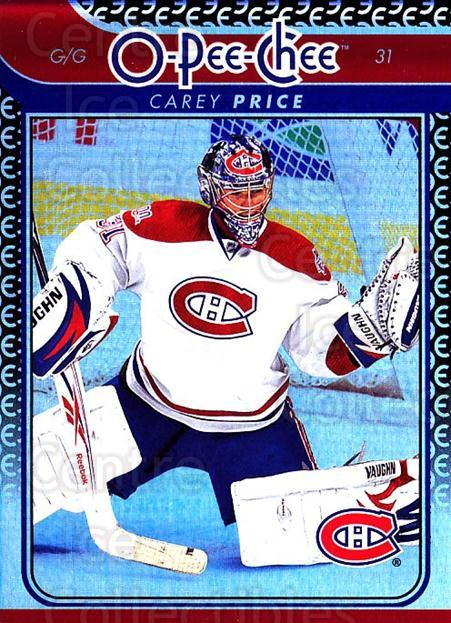 2009-10 O-pee-chee Rainbow #31 Carey Price<br/>2 In Stock - $10.00 each - <a href=https://centericecollectibles.foxycart.com/cart?name=2009-10%20O-pee-chee%20Rainbow%20%2331%20Carey%20Price...&quantity_max=2&price=$10.00&code=499192 class=foxycart> Buy it now! </a>