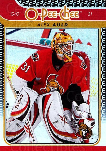 2009-10 O-pee-chee Rainbow #32 Alex Auld<br/>2 In Stock - $2.00 each - <a href=https://centericecollectibles.foxycart.com/cart?name=2009-10%20O-pee-chee%20Rainbow%20%2332%20Alex%20Auld...&quantity_max=2&price=$2.00&code=499193 class=foxycart> Buy it now! </a>