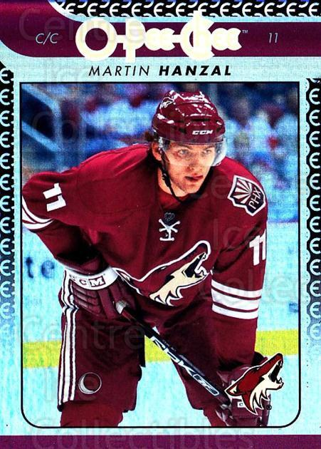 2009-10 O-pee-chee Rainbow #33 Martin Hanzal<br/>2 In Stock - $2.00 each - <a href=https://centericecollectibles.foxycart.com/cart?name=2009-10%20O-pee-chee%20Rainbow%20%2333%20Martin%20Hanzal...&quantity_max=2&price=$2.00&code=499194 class=foxycart> Buy it now! </a>