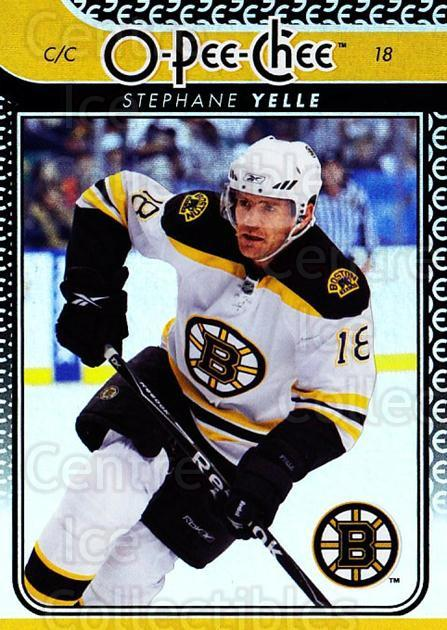 2009-10 O-pee-chee Rainbow #40 Stephane Yelle<br/>2 In Stock - $2.00 each - <a href=https://centericecollectibles.foxycart.com/cart?name=2009-10%20O-pee-chee%20Rainbow%20%2340%20Stephane%20Yelle...&quantity_max=2&price=$2.00&code=499201 class=foxycart> Buy it now! </a>
