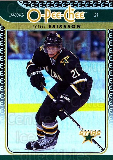 2009-10 O-pee-chee Rainbow #44 Loui Eriksson<br/>2 In Stock - $2.00 each - <a href=https://centericecollectibles.foxycart.com/cart?name=2009-10%20O-pee-chee%20Rainbow%20%2344%20Loui%20Eriksson...&quantity_max=2&price=$2.00&code=499205 class=foxycart> Buy it now! </a>