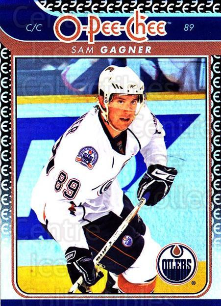 2009-10 O-pee-chee Rainbow #65 Sam Gagner<br/>2 In Stock - $2.00 each - <a href=https://centericecollectibles.foxycart.com/cart?name=2009-10%20O-pee-chee%20Rainbow%20%2365%20Sam%20Gagner...&quantity_max=2&price=$2.00&code=499226 class=foxycart> Buy it now! </a>