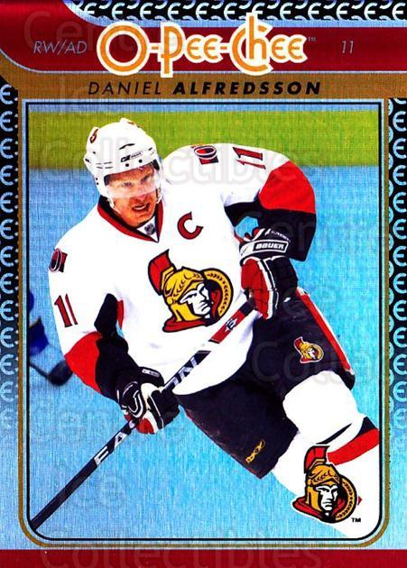2009-10 O-pee-chee Rainbow #69 Daniel Alfredsson<br/>2 In Stock - $2.00 each - <a href=https://centericecollectibles.foxycart.com/cart?name=2009-10%20O-pee-chee%20Rainbow%20%2369%20Daniel%20Alfredss...&quantity_max=2&price=$2.00&code=499230 class=foxycart> Buy it now! </a>