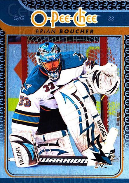 2009-10 O-pee-chee Rainbow #72 Brian Boucher<br/>2 In Stock - $2.00 each - <a href=https://centericecollectibles.foxycart.com/cart?name=2009-10%20O-pee-chee%20Rainbow%20%2372%20Brian%20Boucher...&quantity_max=2&price=$2.00&code=499233 class=foxycart> Buy it now! </a>