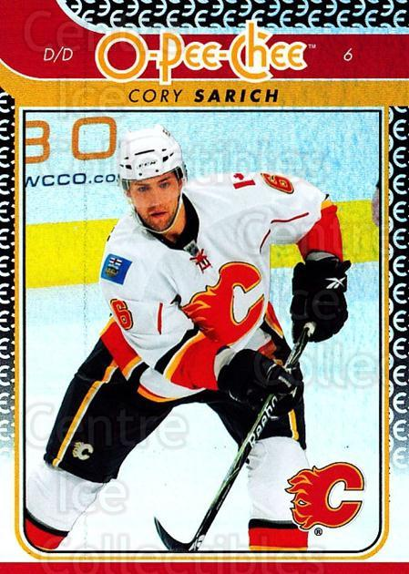 2009-10 O-pee-chee Rainbow #80 Cory Sarich<br/>2 In Stock - $2.00 each - <a href=https://centericecollectibles.foxycart.com/cart?name=2009-10%20O-pee-chee%20Rainbow%20%2380%20Cory%20Sarich...&quantity_max=2&price=$2.00&code=499241 class=foxycart> Buy it now! </a>