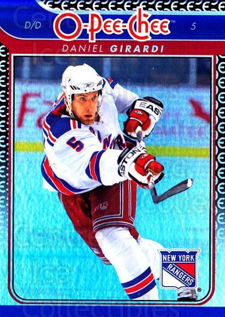2009-10 O-pee-chee Rainbow #89 Daniel Girardi<br/>2 In Stock - $2.00 each - <a href=https://centericecollectibles.foxycart.com/cart?name=2009-10%20O-pee-chee%20Rainbow%20%2389%20Daniel%20Girardi...&quantity_max=2&price=$2.00&code=499250 class=foxycart> Buy it now! </a>