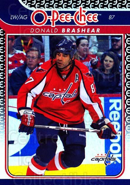 2009-10 O-pee-chee Rainbow #114 Donald Brashear<br/>1 In Stock - $2.00 each - <a href=https://centericecollectibles.foxycart.com/cart?name=2009-10%20O-pee-chee%20Rainbow%20%23114%20Donald%20Brashear...&quantity_max=1&price=$2.00&code=499275 class=foxycart> Buy it now! </a>