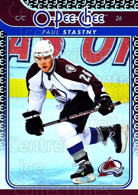 2009-10 O-pee-chee Rainbow #120 Paul Stastny<br/>2 In Stock - $2.00 each - <a href=https://centericecollectibles.foxycart.com/cart?name=2009-10%20O-pee-chee%20Rainbow%20%23120%20Paul%20Stastny...&quantity_max=2&price=$2.00&code=499281 class=foxycart> Buy it now! </a>