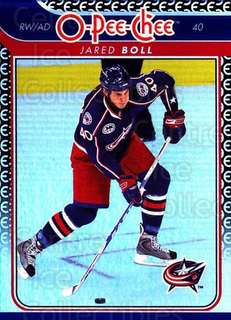 2009-10 O-pee-chee Rainbow #121 Jared Boll<br/>2 In Stock - $2.00 each - <a href=https://centericecollectibles.foxycart.com/cart?name=2009-10%20O-pee-chee%20Rainbow%20%23121%20Jared%20Boll...&quantity_max=2&price=$2.00&code=499282 class=foxycart> Buy it now! </a>
