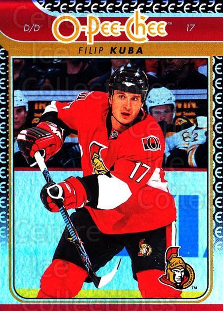 2009-10 O-pee-chee Rainbow #127 Filip Kuba<br/>2 In Stock - $2.00 each - <a href=https://centericecollectibles.foxycart.com/cart?name=2009-10%20O-pee-chee%20Rainbow%20%23127%20Filip%20Kuba...&quantity_max=2&price=$2.00&code=499288 class=foxycart> Buy it now! </a>