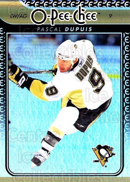 2009-10 O-pee-chee Rainbow #129 Pascal Dupuis<br/>2 In Stock - $2.00 each - <a href=https://centericecollectibles.foxycart.com/cart?name=2009-10%20O-pee-chee%20Rainbow%20%23129%20Pascal%20Dupuis...&quantity_max=2&price=$2.00&code=499290 class=foxycart> Buy it now! </a>