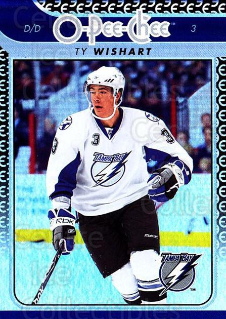 2009-10 O-pee-chee Rainbow #131 Ty Wishart<br/>2 In Stock - $2.00 each - <a href=https://centericecollectibles.foxycart.com/cart?name=2009-10%20O-pee-chee%20Rainbow%20%23131%20Ty%20Wishart...&quantity_max=2&price=$2.00&code=499292 class=foxycart> Buy it now! </a>