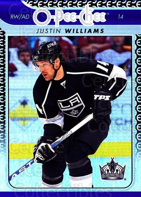 2009-10 O-pee-chee Rainbow #137 Justin Williams<br/>2 In Stock - $2.00 each - <a href=https://centericecollectibles.foxycart.com/cart?name=2009-10%20O-pee-chee%20Rainbow%20%23137%20Justin%20Williams...&quantity_max=2&price=$2.00&code=499298 class=foxycart> Buy it now! </a>